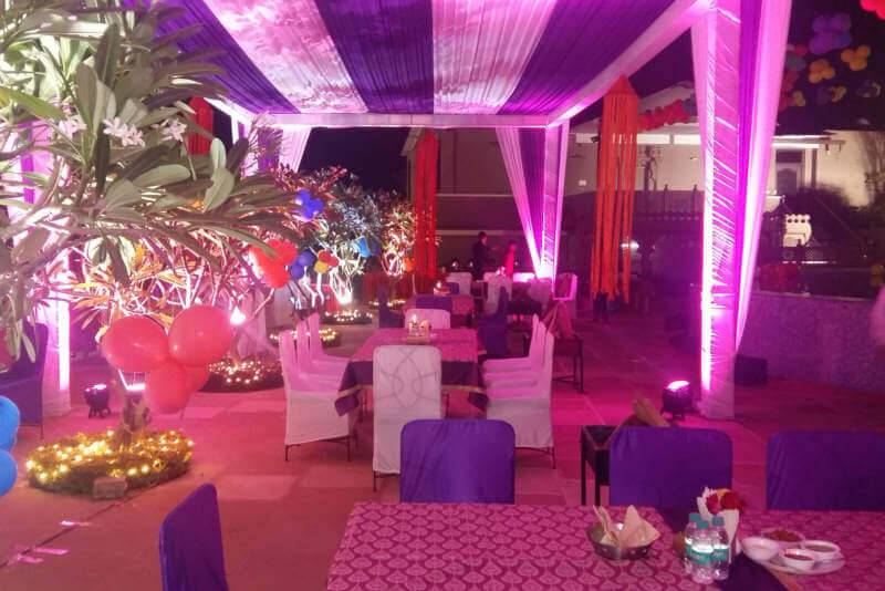 Experienced Event Planners